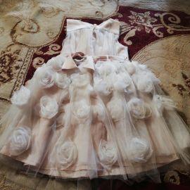 فستان نافش ٣ سنوات