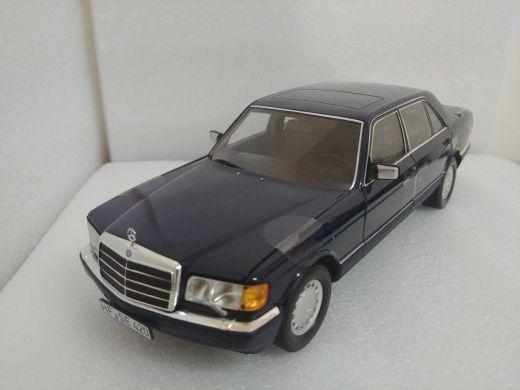 1:18 Mb 560SEL model car