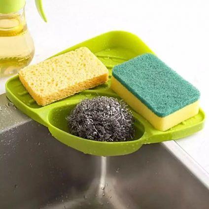 ادوات مطبخ / مثلث لحوض المغسلة