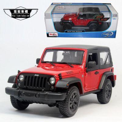 1:18 2014 jeep model