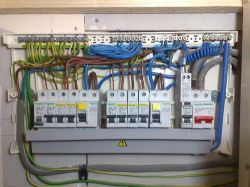 Electricity work call 31036428