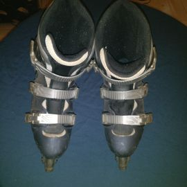 حذاء تزلج