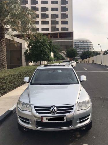 Amazing low mileage VW Touareg V6