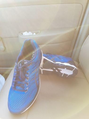 2 shoes asce / ultraboost جديد
