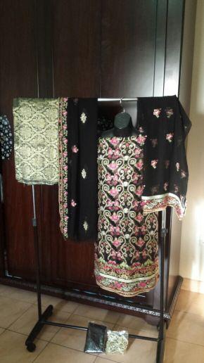 لبس باكستاني للمناسبات