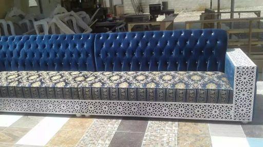 صنع عربي جديد أريكة كرسي ريبرنغ أريكة ص