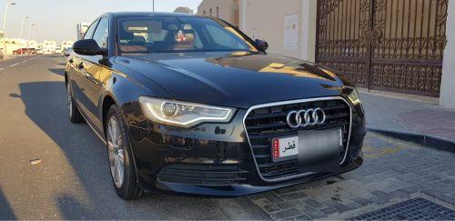 Audi A6 2.0T, 2013.