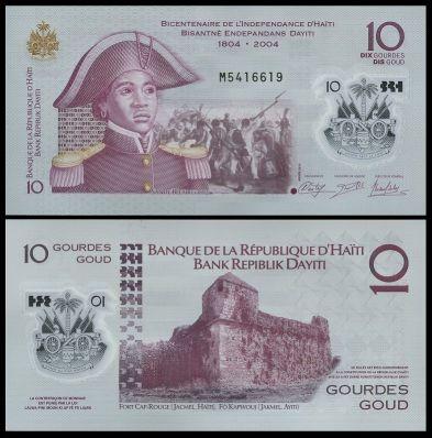 هايتي ١٠