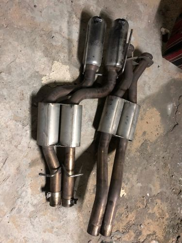 دباب جيب SRT8 ( borla )