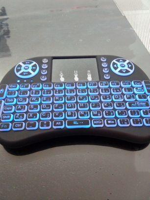 mini wireless keyboard En & Ar