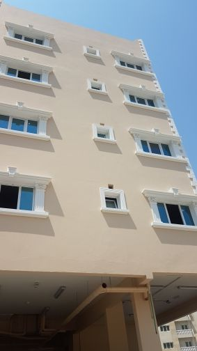 8 flats with 2 bed rooms for rent