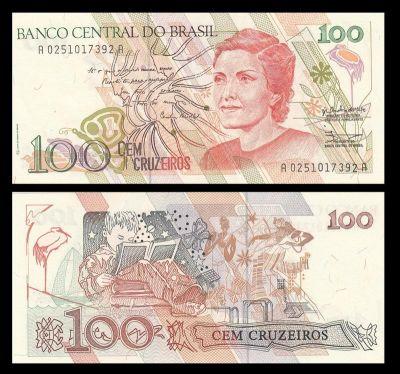 Brazil 1990 100