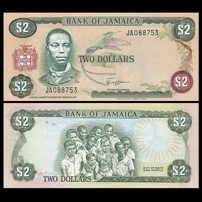 Jamaica 2 Dollar