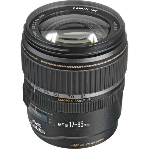 17-85 lens