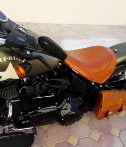 Harley Davidson سوڤتيل سوبر سلم