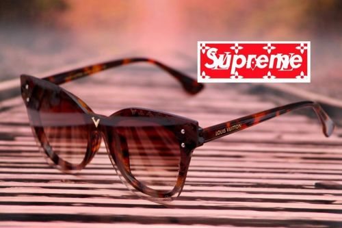 Louis Vuitton Supreme Sunglasses
