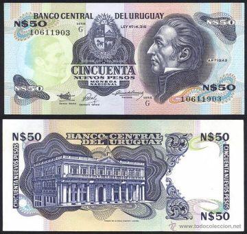Uruguay 50
