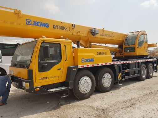 XCMG 50 tons Crane