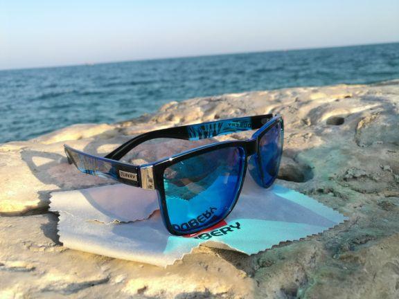 DUBERY Brand Polarized Sunglass (blue)