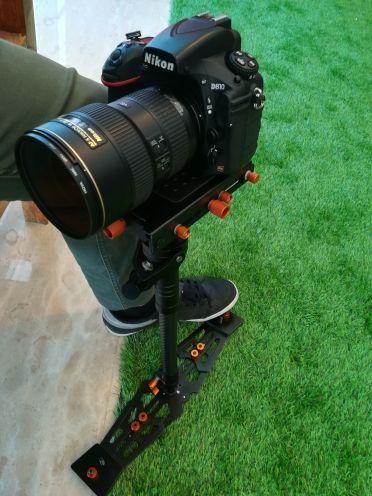 Camera Steadicam/Glidecam