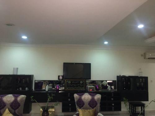Big black cabinet