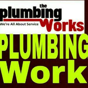 Plumbing working