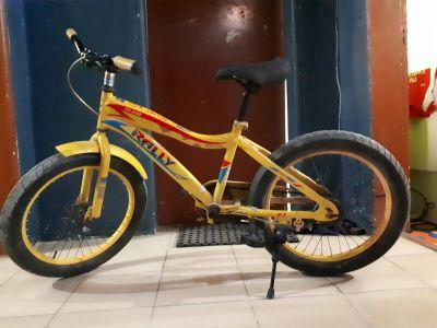دراجة هوائية Rally