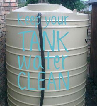 خدمات تنظيف خزان المياه و البالوعة الخ