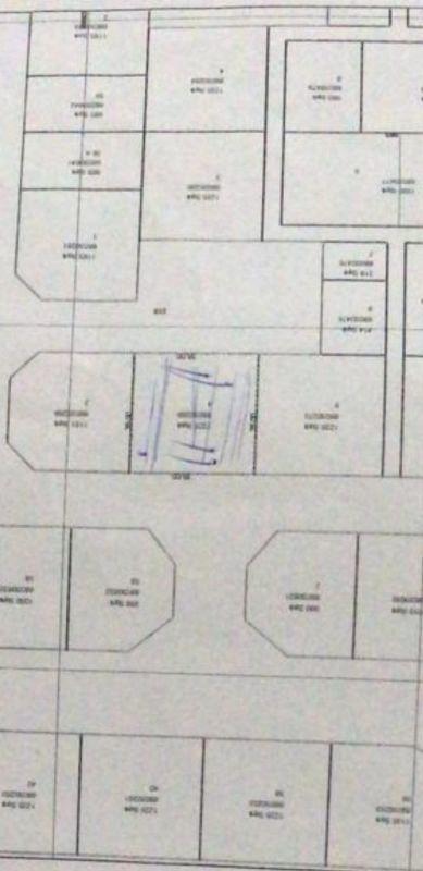 للبيع أرض في أم عبرية ١١٤٠م علي شارعين