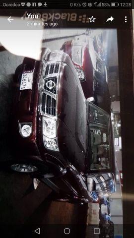 Nissan Patrol Vtec