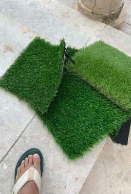 ترتان العشب الصناعي