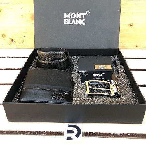 Mont Blanc Set Of 3
