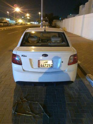 سيارة كيا ريو للبيع ٧٠٠٠