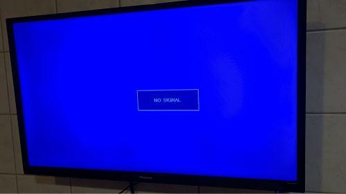 TV Hisense 32 inch perfect