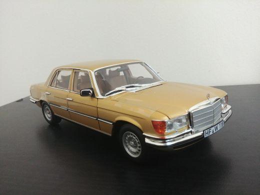 1:18 Mb 450sel model car