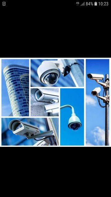 كامرات مراقبة قطر