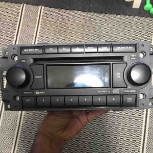 Dodge CD player