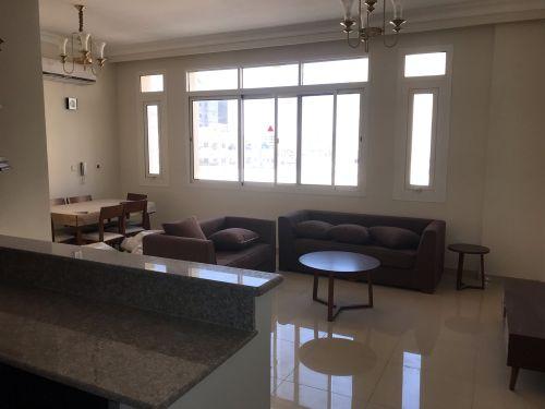 شقة جديدة 1غ دوحة الجديدة مفروشة