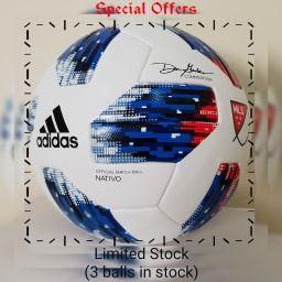 *عرض خاص* كرة القدم رسمية لدوري الأمريكي