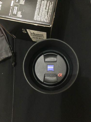 Sony 85mm f1.4