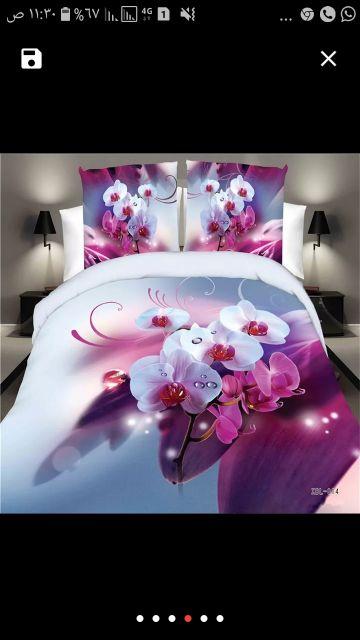 مفارش سرير 3D