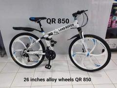 دراجات رياضية نوعية ممتازة قياس 26 قابلة