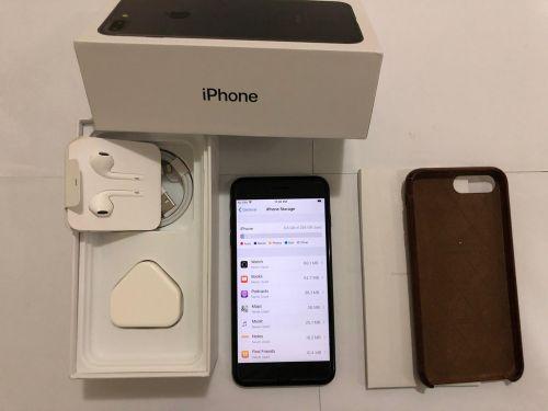 IPhone 7 Plus matte 256