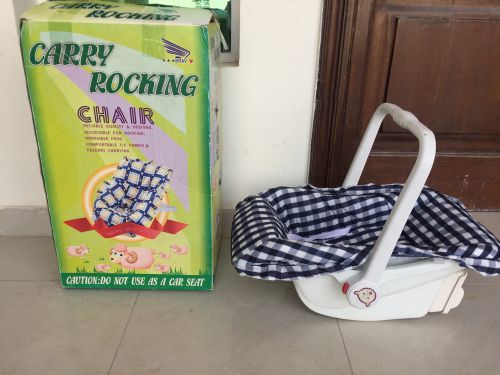 NEW CARRY ROCKING CHAIR 1