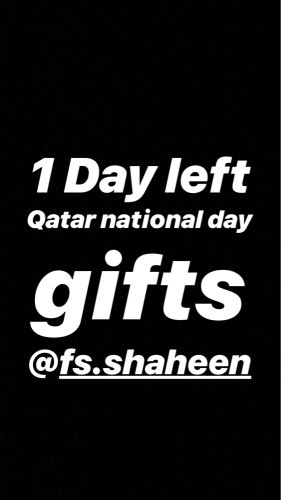 FS.shaheen qatar national day