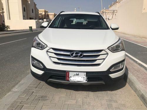 Hyundai SantaFe 4WD