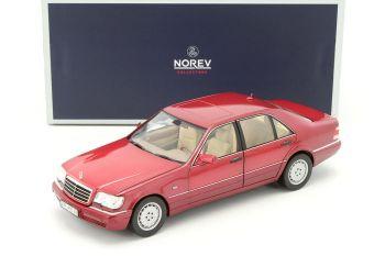 1:18 mb S500 model car
