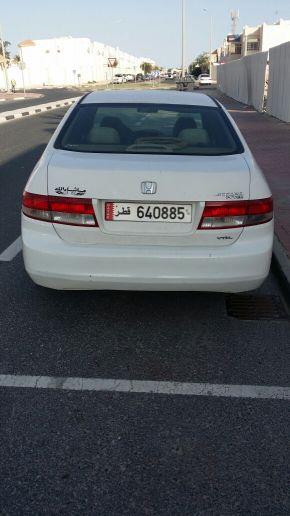 قطع غيار سيارة هوندا اكورد 2004