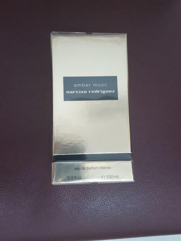 Amber eau de parfum narciso rodriguez