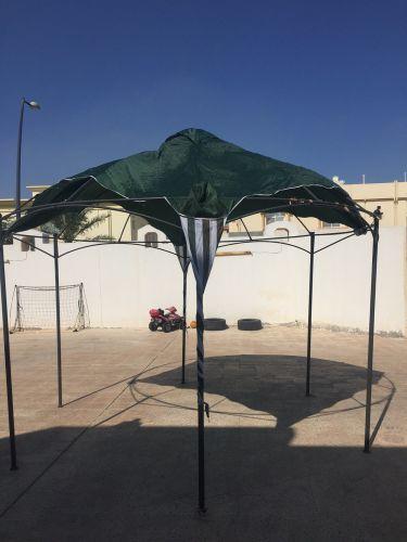 غازيبو خيمة مستديرة